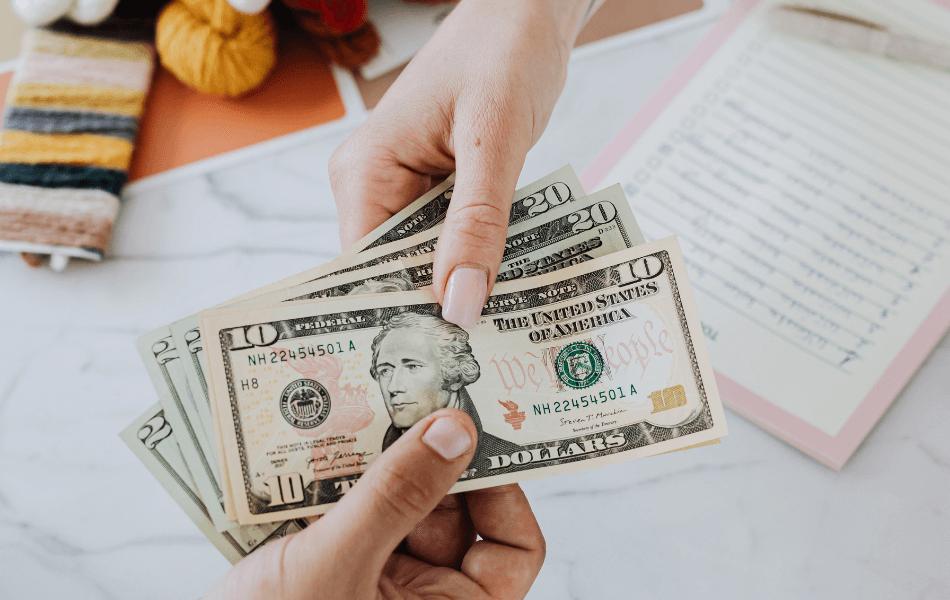 leasing money